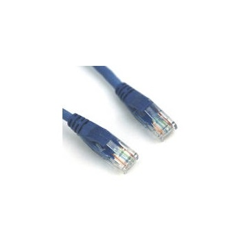 VCOM KÁBEL UTP CAT6 PATCH 1M, KÉK -